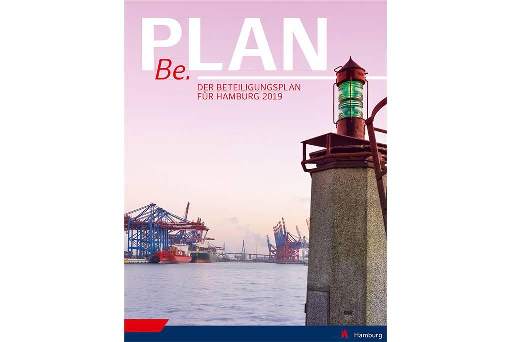 Germany, Hamburg, harbor, navigation light - RJF000367