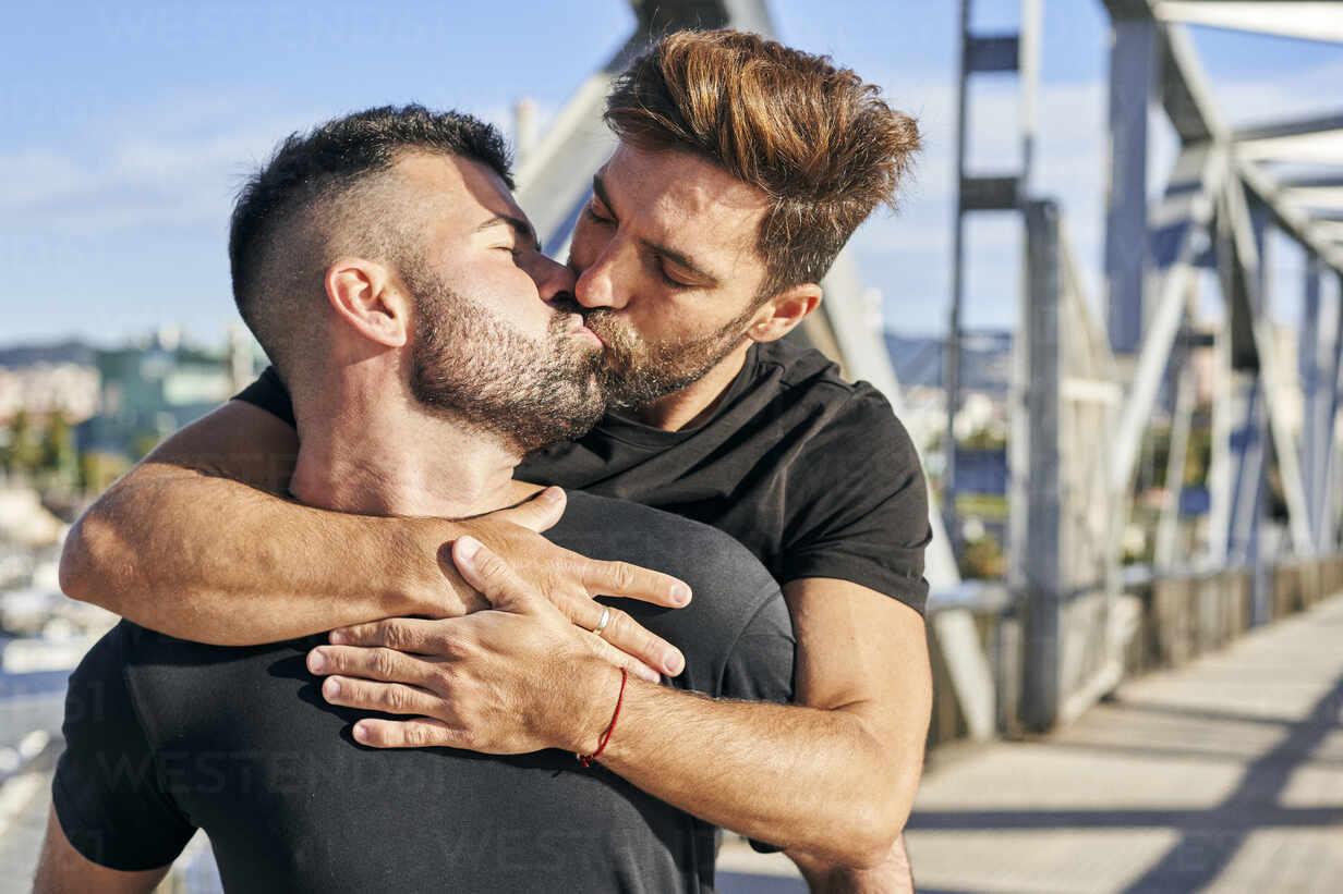Of gay man Iran publicly